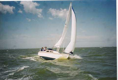 Catalina 22 (new model) Wing Keel, 1988, Atlanta, Georgia