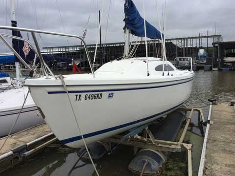 Catalina 22 Sport, 2005 sailboat