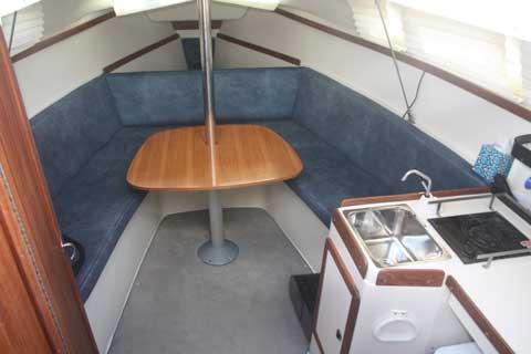 Catalina 250, 2004 sailboat