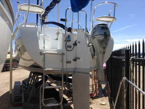 Catalina 250, 2008 sailboat