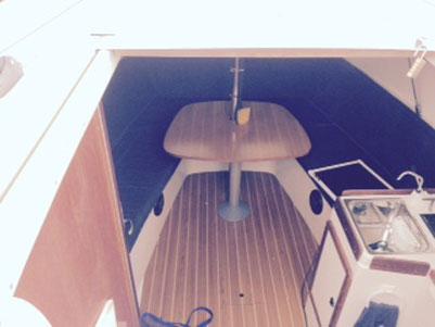 Catalina 250 MKII, 2003 sailboat