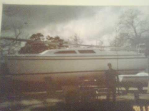 Catalina 250, 2000 sailboat