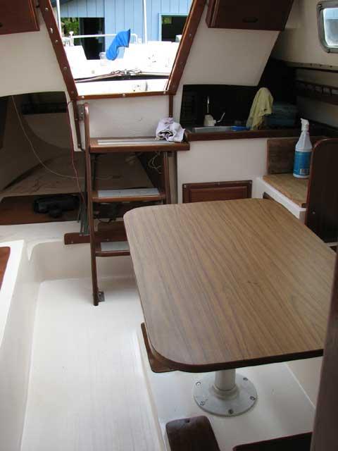 Catalina 25, 1978 sailboat