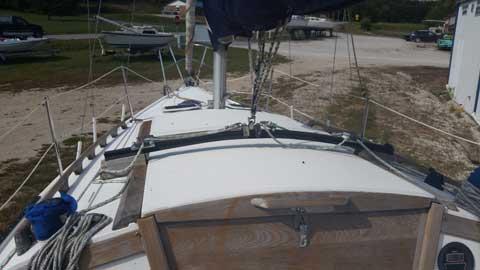 Catalina 27, 1987 sailboat