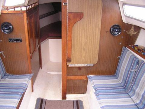 Catalina 27', 1978 sailboat