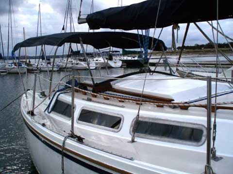 Catalina 30, 1978 sailboat