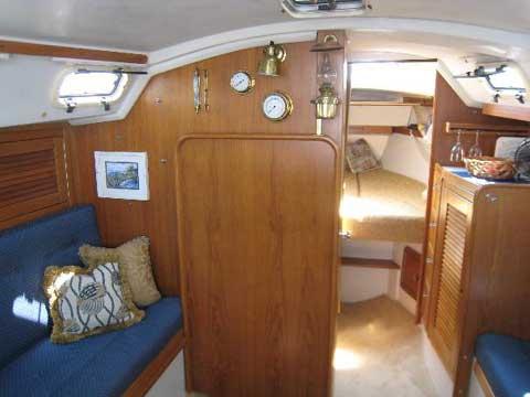 Catalina 30 MkIII Tall-Rig, 1994 sailboat
