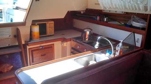 Catalina 30, MKII Tall Rig, 1990 sailboat