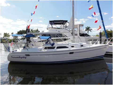 Catalina 310, 2000 sailboat