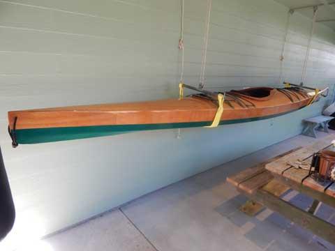 Chesapeake Light Craft Sea Kayak, 18', 2012 sailboat