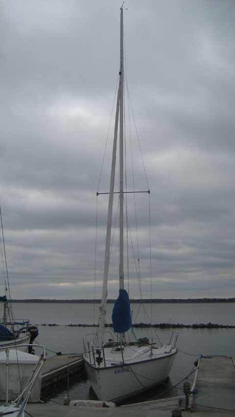Colgate 26, 2011 sailboat