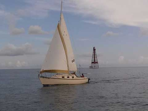 Commodore by Columbia, 1983 sailboat