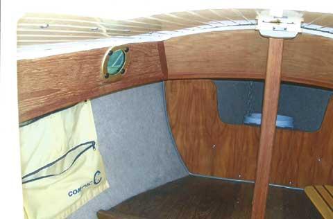 Com Pac 16/2, 1987 sailboat