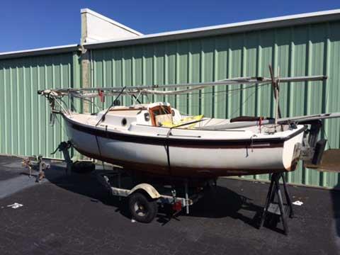 Compac 16 Xl 1991 Delray Beach Florida Sailboat For