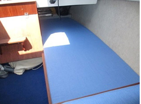 ComPac 19, 1995 sailboat