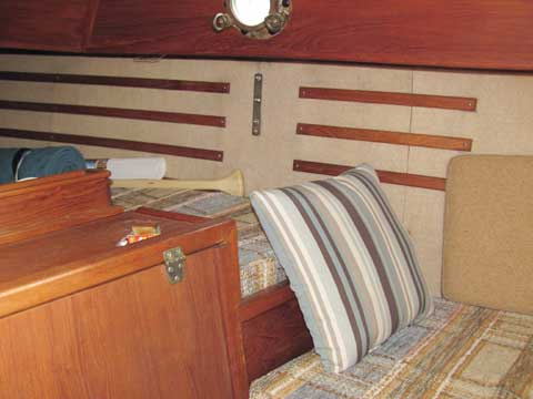 Compac 19XL, 1987 sailboat