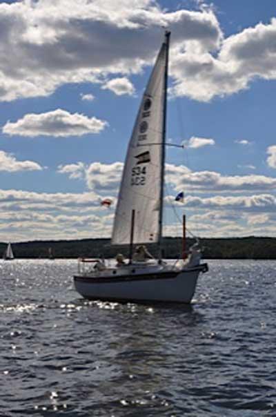 Compac 19 Iii 1990 Philadelphia Pennsylvania Sailboat