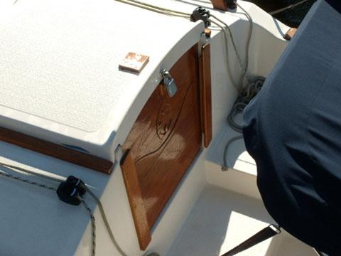Hutchins Com-Pac Eclipse 21 foot Sloop, 2005 sailboat