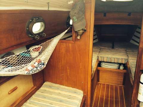 Compac 23D, 1996 sailboat