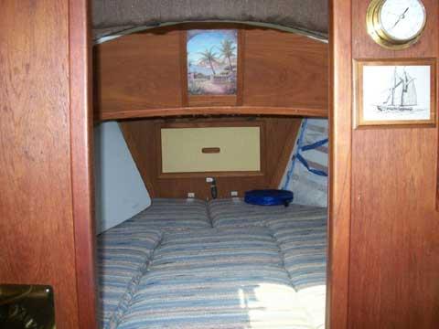 Compac 1990 model 23D lll, 1990 sailboat