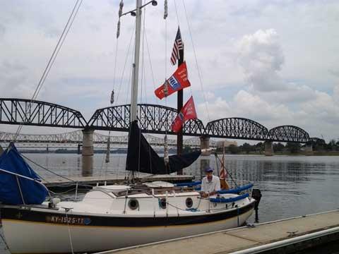 Com-pac 23 ft, 1980 sailboat