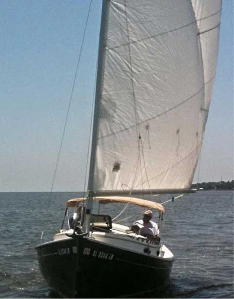 Compac Horizon Cat, 20ft., 2008 sailboat