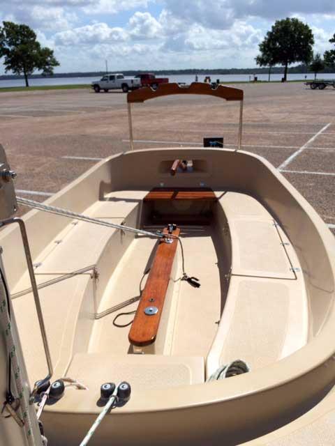 Compac Picnic Cat 14', 2001 sailboat