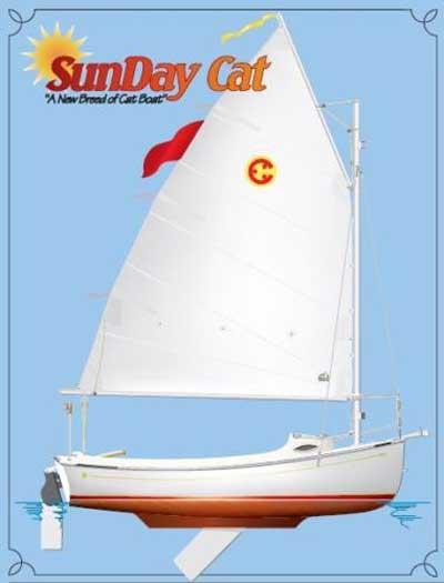 Com-Pac Yachts Sunday Cat, 2012 sailboat