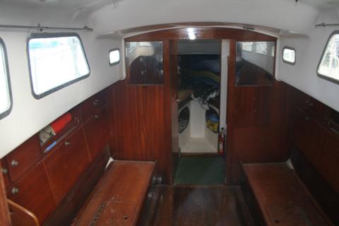 Contest 29, 1967 sailboat