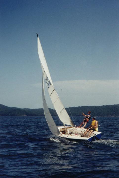Coronado 15, 1981 sailboat