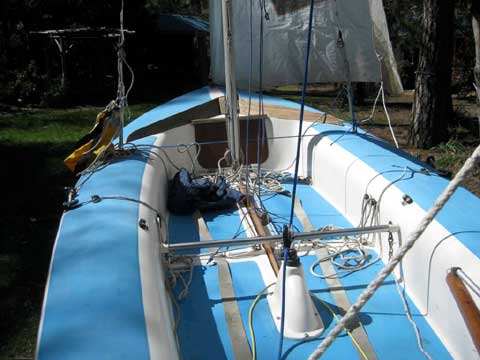 Coronado 15, 1976 sailboat