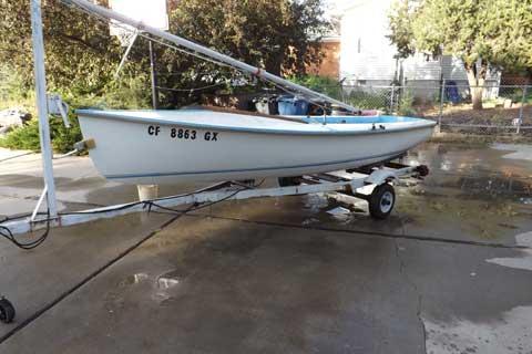 Coronado 15, 1980 sailboat