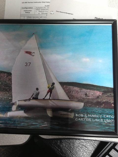 Cougar Cat, 1965 sailboat