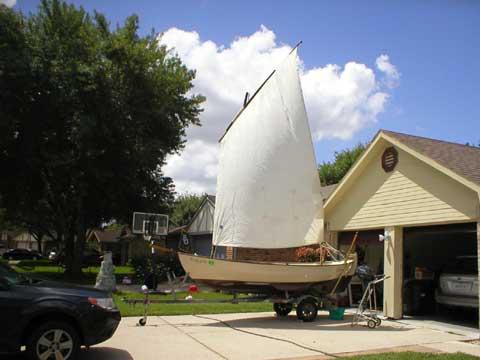 Drascombe Scaffie, 1979 sailboat