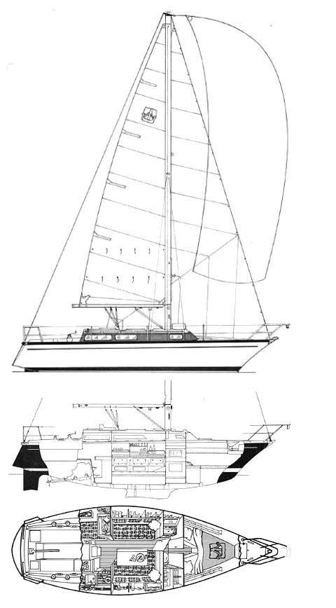 Dufour 31, 1975 sailboat