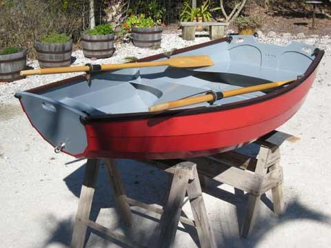 Eastport Pram sailboat