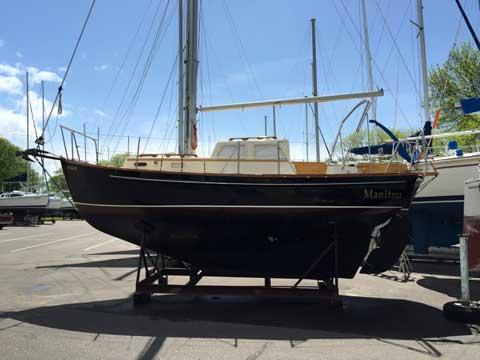 Eastward HO 24, 1977 sailboat
