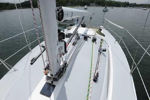Elliott 770, 25 ft., 2004 sailboat