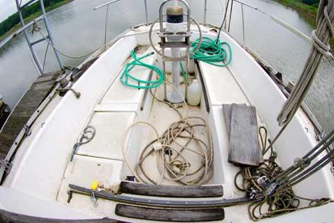 Endeavour 32, 1976 sailboat