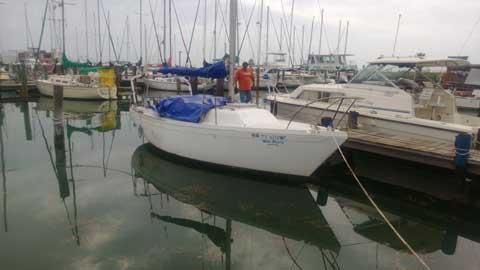Ericson 25, 1973 sailboat