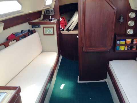 Ericson 27  Masthead Sloop, 1978 sailboat