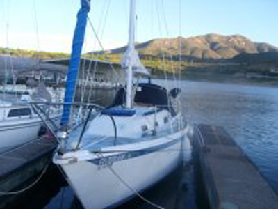 Ericson 29, 1972 sailboat