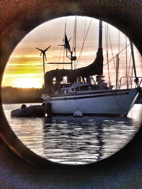 Custom French Sailboat, 1994 sailboat