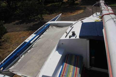 Farrier TT680, 1982 sailboat