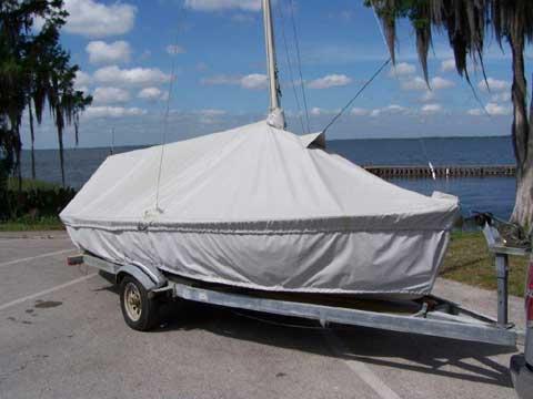 Flying Scot, 1986 sailboat
