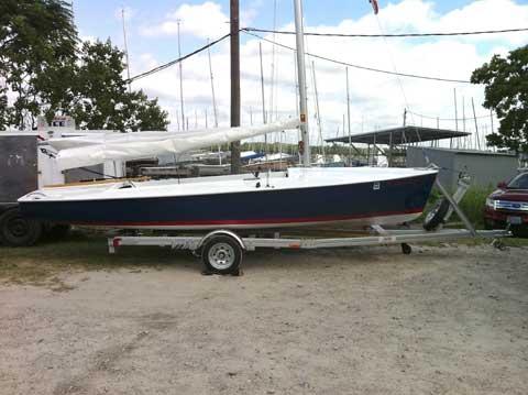 Flying Scot, 2007 sailboat