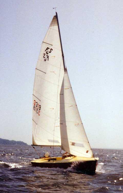 Flying Scot, 1979 sailboat