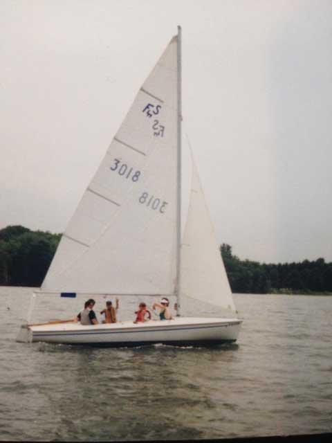 Flying Scot, 1977 sailboat