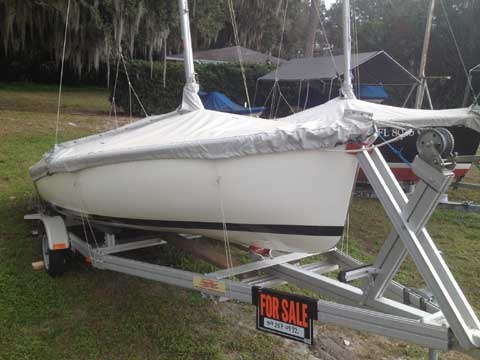Flying Scot, 2012 sailboat