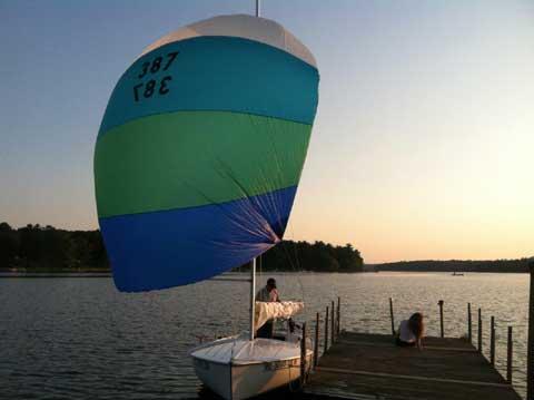 Flying Scot 19', 2007/1962 sailboat